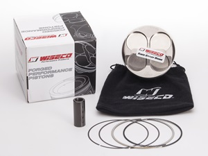 WISECO RACE PISTON 14,1:1 HONDA CRF 450 R 10-16